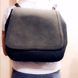 Olive Green Book Bag